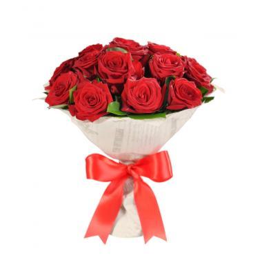 Букет из роз №01