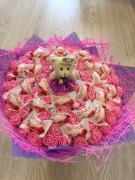 Букет из конфет №01