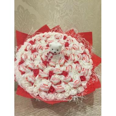 Букет из конфет №04