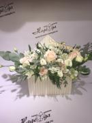 Цветы в коробке №013