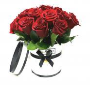 Цветы в коробке №014