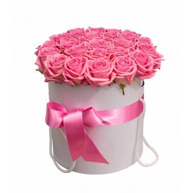 Цветы в коробке №02