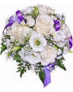Свадебный букет №010