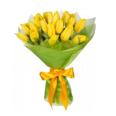 Букет из тюльпанов №05