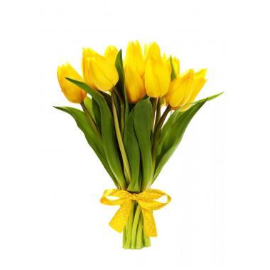 Букет из тюльпанов №06